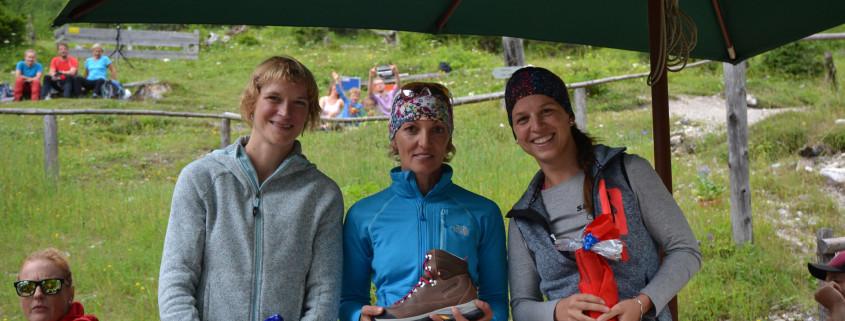 Sabrina Filzmoser, Lydia Prugger, Romy Häßelbarth